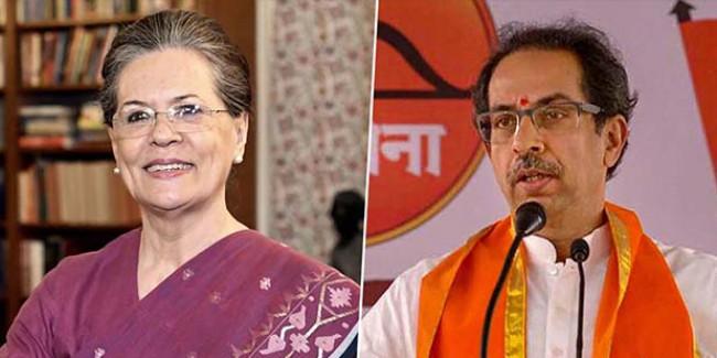 राष्ट्रीय राजनीति की चिंता में कांग्रेस ने एक महीना गंवाया : शिवसेना