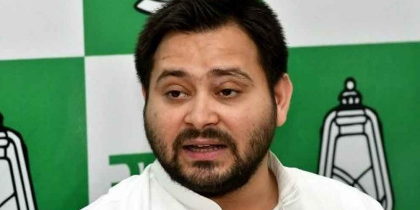 तेजस्वी बोले- 23 मई के बाद डायनासोर की तरह गायब हो जाएगी BJP-JDU