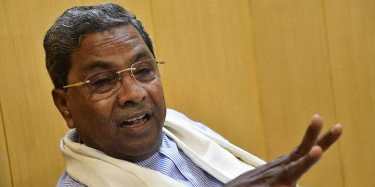 Country heading towards coalition government, says Siddaramaiah