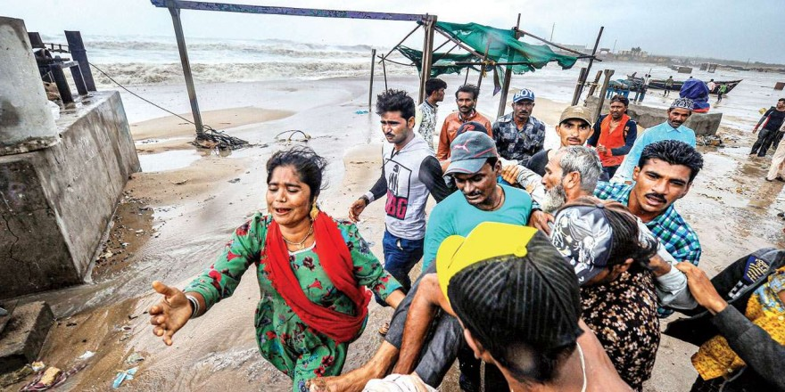 Cyclone Vayu no longer a threat, may return to Kutch on June 17