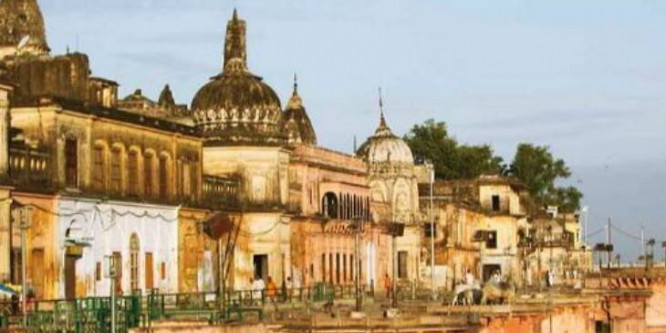 Ayodhya dispute case: Special attention is being given to the security measures