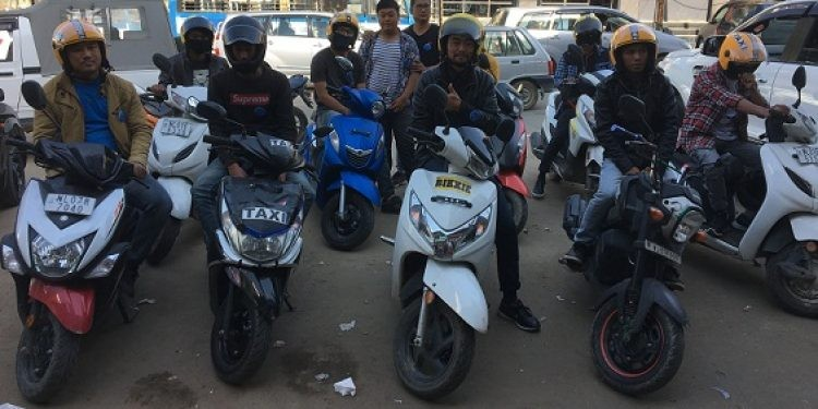 Bike riders' group appeals Nagaland govt to legalise two-wheeler taxi service