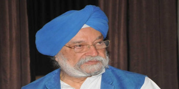 'Cat is out of the bag': Hardeep Singh Puri took a jibe on Amarinder-Sidhu row