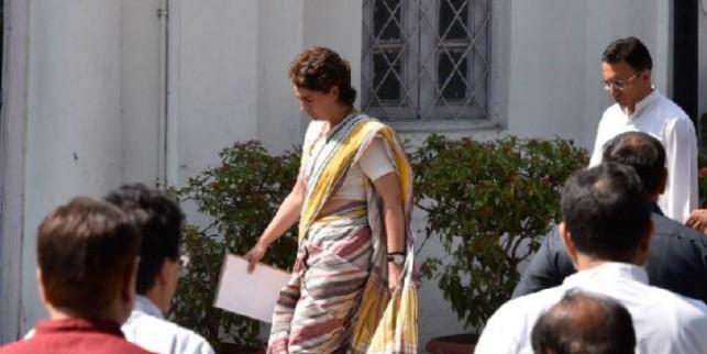 सीनियर नेताओं पर दबाव बनाने के लिए क्या अब प्रियंका गांधी देंगी इस्तीफा?