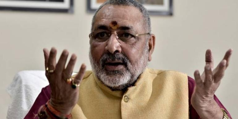 Union Minister Giriraj Singh's mass appeal: Make 'population control law' a movement
