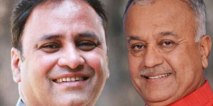 खंडवा को आज मिलेगा नया सांसद, दो पूर्व प्रदेश अध्यक्ष है आमने-सामने