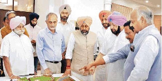 बेअंत सिंह मेमोरियल कांप्लेक्स बनेगा इंडिया इंटरनेशनल सेंटर, डेवलप होगा मॉडर्न कल्चरल हब