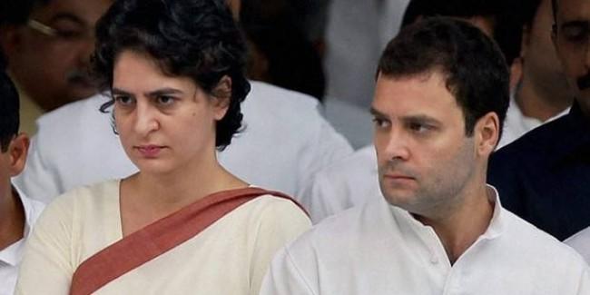 'पूरे देश के सामने परवरिश हुई', राहुल की नागरिकता से जुड़े सवालों पर प्रियंका बोलीं- क्या बकवास है!
