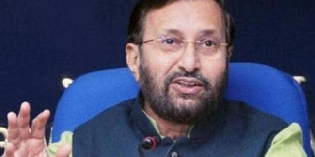 दिल्ली: पार्टी पदाधिकारियों के साथ प्रकाश जावड़ेकर की अहम बैठक
