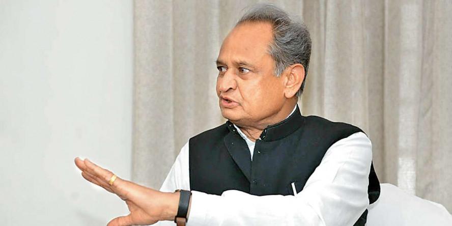 """Gujarat Has Maximum Consumption Of Liquor Despite Ban"": Ashok Gehlot"