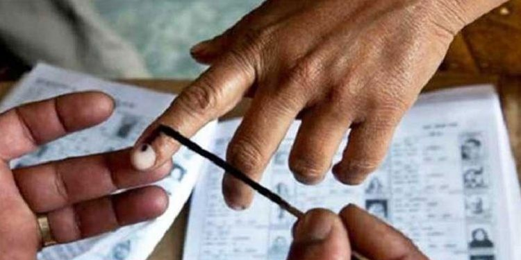 Elections 2019: Odisha Records Polling Of 73.08 % Vis-A-Vis 73.49 % In 2014