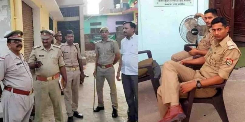 कन्नौज में सपा नेताओं के घर ताबड़तोड़ छापेमारी, रुपये बांटने की शिकायत