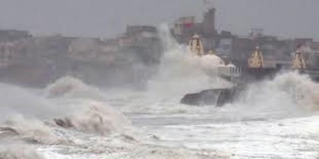 Severe Cyclonic storm 'Vayu' moving towards Oman, Gujarat remains on high alert