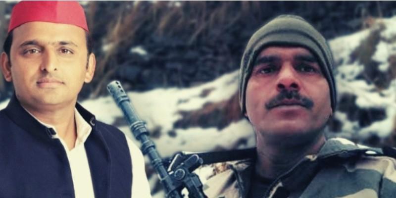 'खुद को राष्ट्रवादी बताने वाली BJP, सैनिक से डर गई,' तेज बहादुर का नामांकन रद्द होने पर बोले अखिलेश