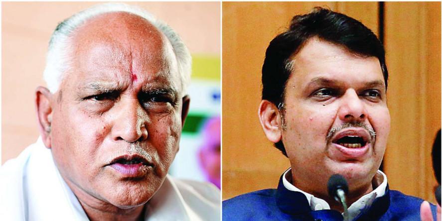 Karnataka CM Yediyurappa to meet Maharashtra CM today