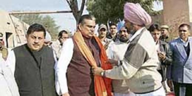 भाजपा उम्मीदवार दुड़ा राम बोले, मैं एमएलए बना तो नहीं कटेगा बाइक का चालान