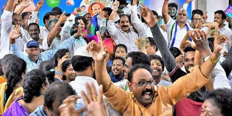 YSR Congress set for a big leap