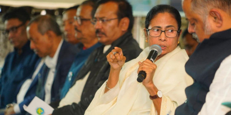 Strong States Will Strengthen Indian Union: Mamata Banerjee