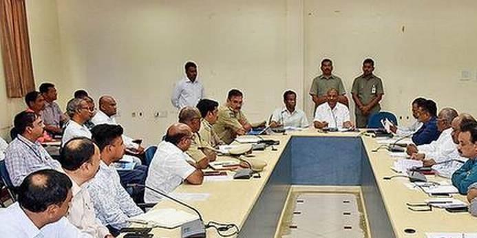 Ramzan gift packs to 832 mosques in Telangana