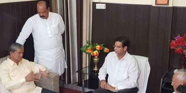 उत्तराखंड कांग्रेस ने राहुल गांधी से पद पर बने रहने का किया अनुरोध
