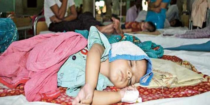 Japanese Encephalitis: Assam keeps on hold leaves of doctors, paramedics