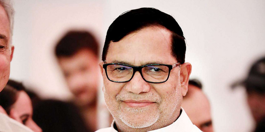 Nation more important than politics, says Kripashankar Singh
