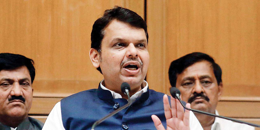 Vendetta politics, cries MNS ED works independently: Chief Minister Devendra Fadnavis