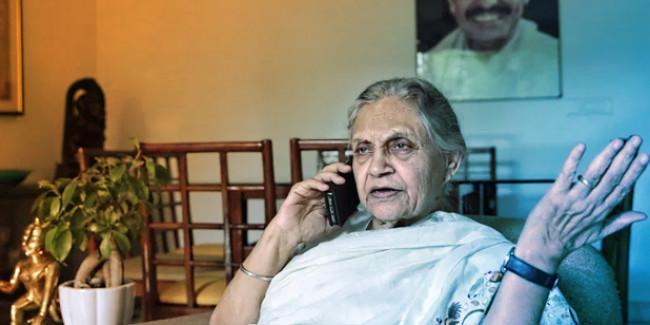 पूर्व मुख्यमंत्री शीला दीक्षित के सम्मान में दो दिन के राजकीय शोक की घोषणा