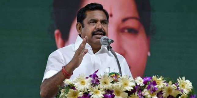 Stalin is lying about the local body polls, says Edappadi