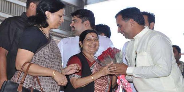 दिल्ली की CM बनने पर सुषमा ने ऐसे ऊंचा किया हरियाणा का सिर, जानें पूरा वाक्या