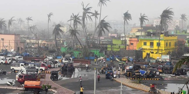 Odisha Gets Notice Over Relief Not Reaching Parts Of Cyclone-Hit Areas
