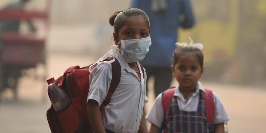 Delhi Govt to Distribute Over 40 Lakhs Masks to Student