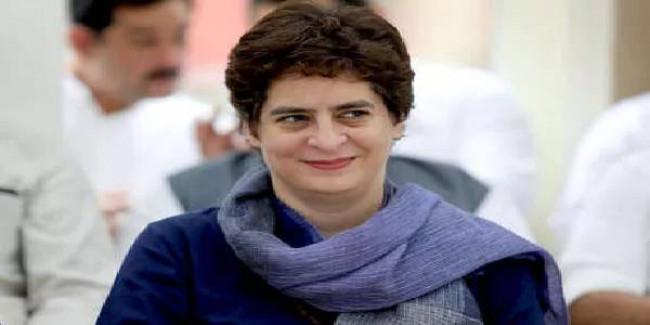 अच्छे दिन का भोंपू बजाने वाली BJP सरकार ने अर्थव्यवस्था की हालत पंचर कर दी: प्रियंका गांधी