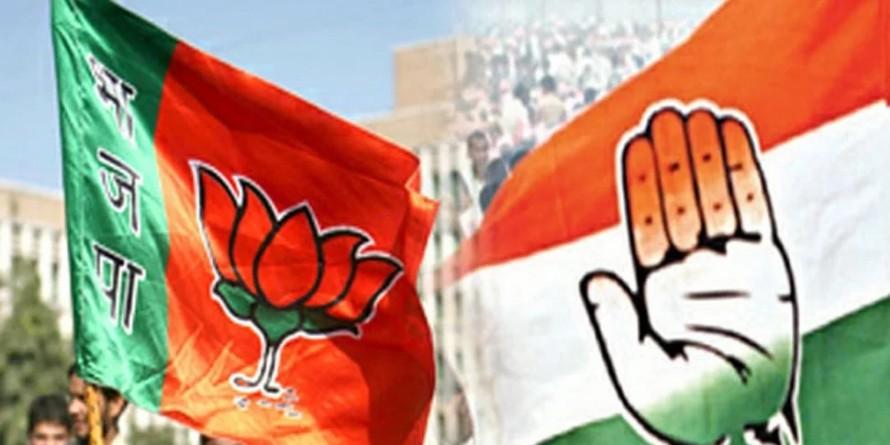 हिमाचल में कांग्रेस का बड़ा झटका, 61 कांग्रेसी कार्यकर्ता बीजेपी में हुए शामिल