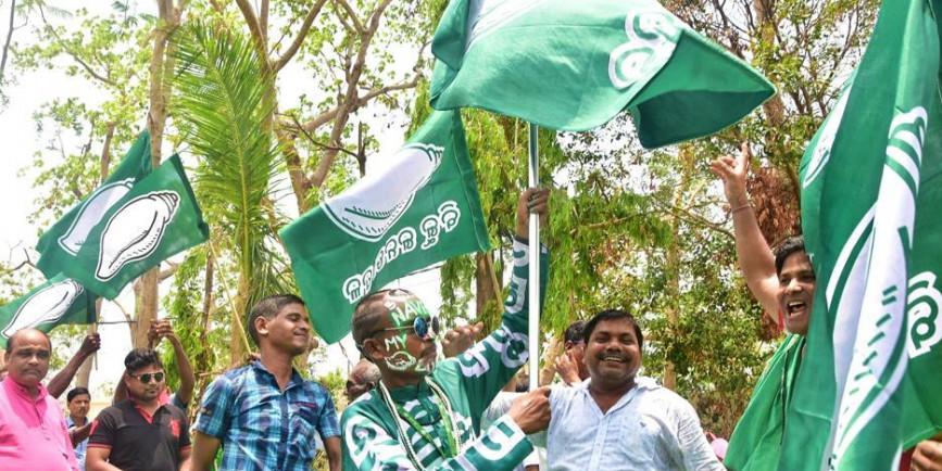BJD MP slaps new party member in public, apologises after Naveen Patnaik's rebuke