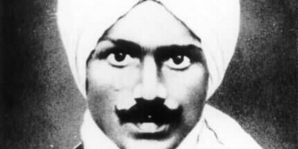 Tamil Nadu: DMK questions illustration showing Bharathiar wearing saffron turban on textbook cover