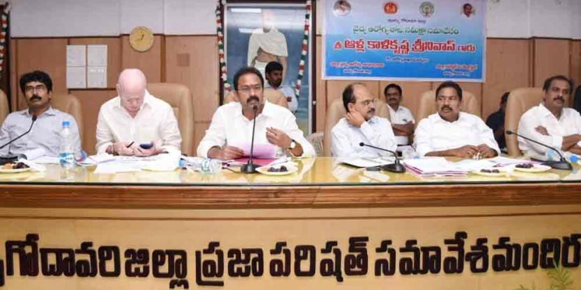 12K cr allotted for medical infra development: Minister