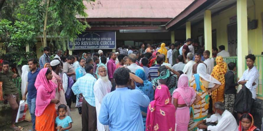 असम के 'विदेशी' जो डिटेंशन कैंप में हैं, एनआरसी से उनकी मुसीबतें ख़त्म नहीं होने वाली हैं