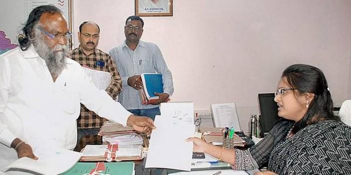 Bring Godavari water to Sangareddy: Cong. MLA