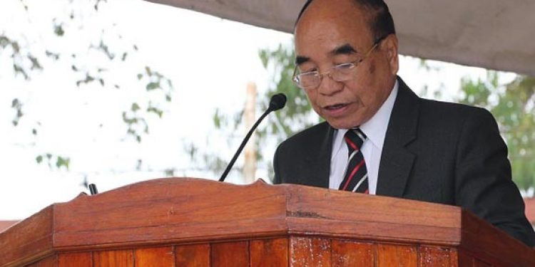 Mizoram takes up flagship programme for all-round development