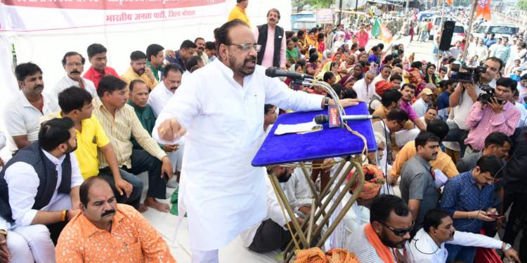 Will Quit Politics if Congress Wins 30 Seats in Assembly: BJP Leader Gopal Bhargav