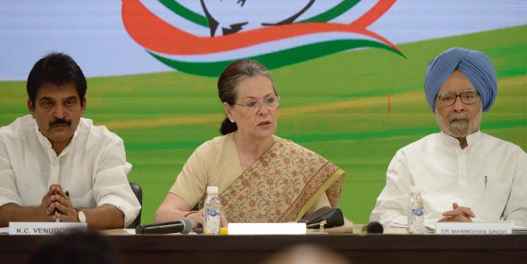 Sonia Gandhi Authorises 3 People to Hold Talks With NCP