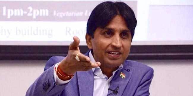 मंदी पर बयान देकर घिरे सुशील मोदी, अब कुमार विश्वास ने ली चुटकी