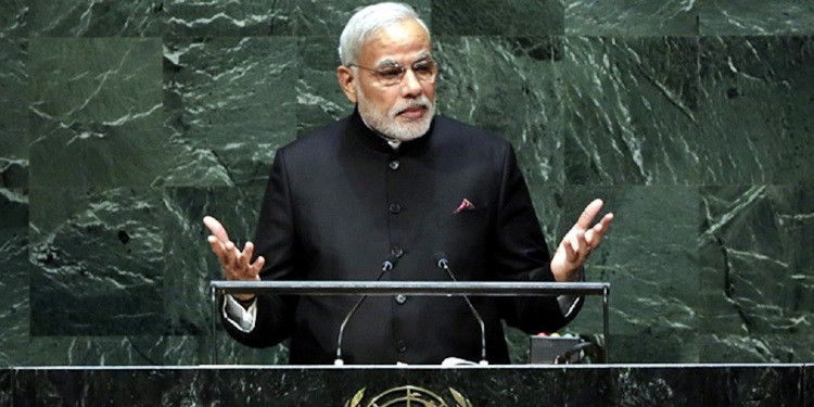 PM Modi to Attack Terrorism With Out Naming Pakistan in his UNGA Address
