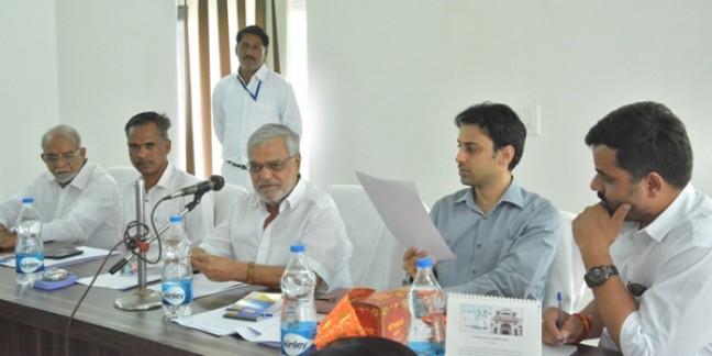 नाथद्वारा देश-दुनिया में आदर्श शहर के रूप में हो विकसित -डॉ. सीपी जोशी