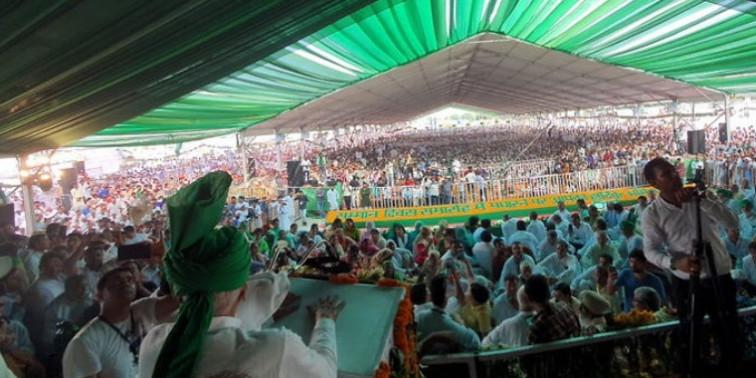चौटाला की भाजपा पर तीखी बयान बाजी, 2 अक्टूबर को होगी सीटें घोषित