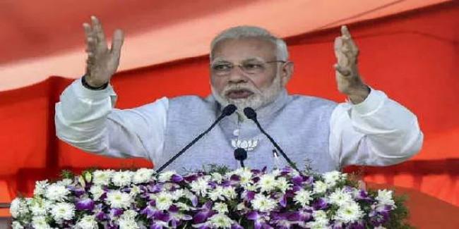 प्रधानमंत्री नरेन्द्र मोदी आज झारखंड सेे देश को देंगे तीन बड़ी योजनाओं की सौगात।