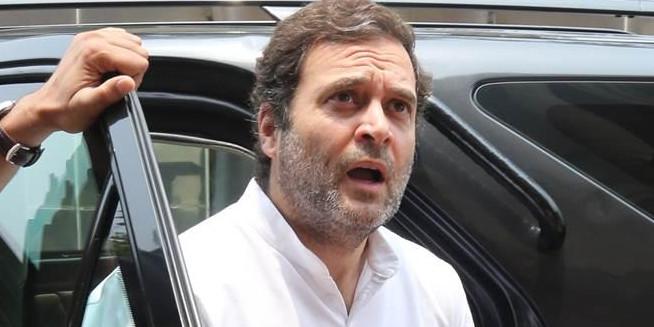 ' राहुल गांधी ने मेरे निमंत्रण पर राजनीति की'