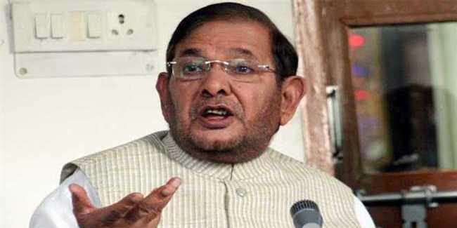 #Article370 : सर्वदलीय बैठक के बाद होना चाहिए फैसला : शरद यादव