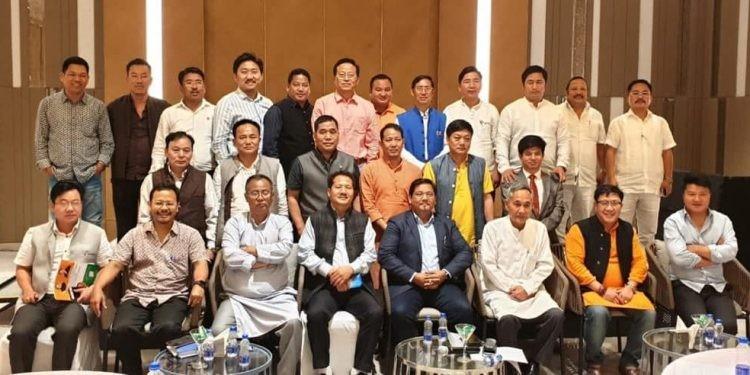 Conrad Sangma hopeful of big win for NPP in Arunachal